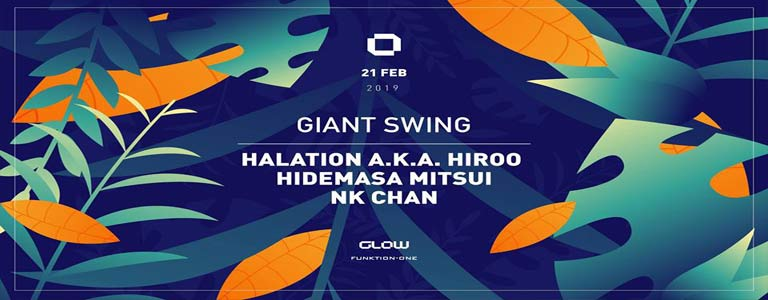 GLOW Thursday w/ Giant Swing