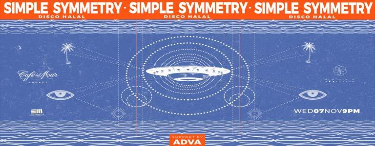 Sound Addiction Presentes Simple Symmetry