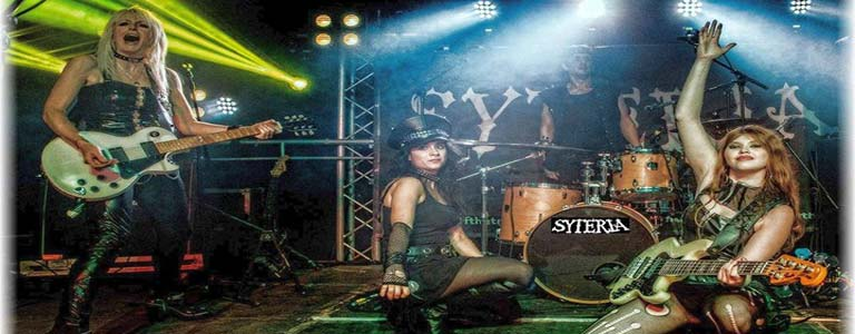 Syteria at Hard Rock Cafe Pattaya