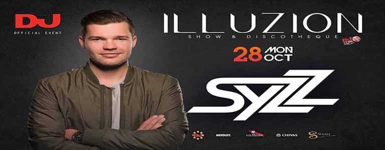 DJ Mag Official Event w/ Syzz