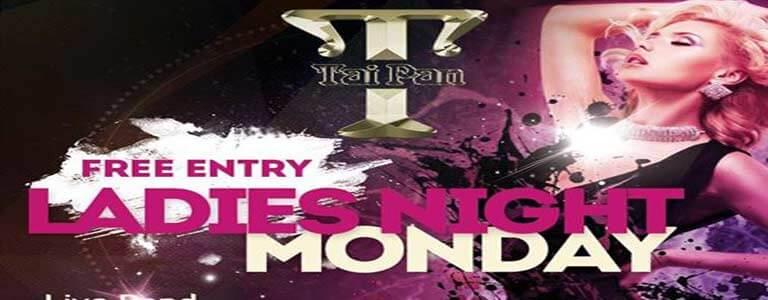 Ladies Night Monday at FBI Tai Pan Disco Club Phuket
