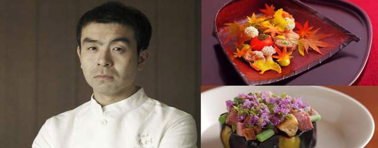 Two Michelin-starred Chef Takagi Kazuo at Lord Jim's Hosted by Mandarin Oriental, Bangkok