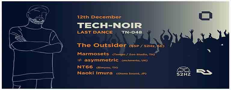 Tech-Noir (tn-048) The Last Dance