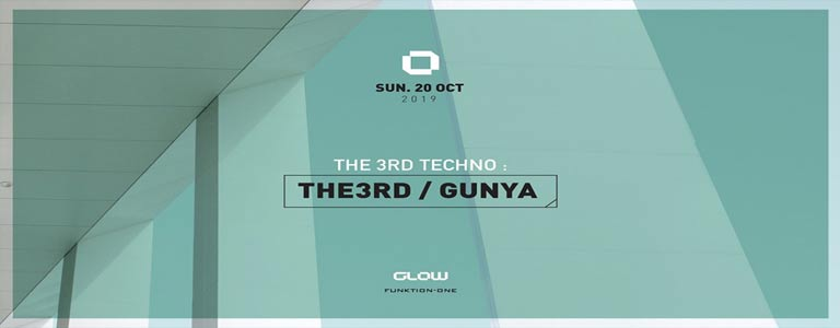 The3rd Techno pres. The3rd & Gunya