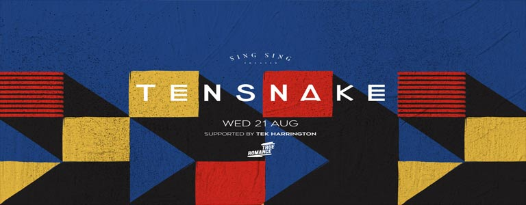 Tensnake at Sing Sing Theater