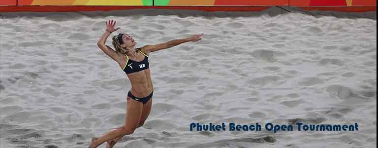 Phuket Beach Open Tournament at Karon Beach - From 23 December at 8:30 to 24 December at 18:30
