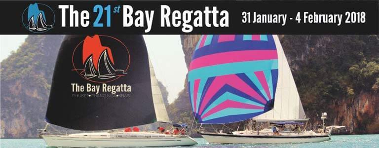 The 21st Bay Regatta