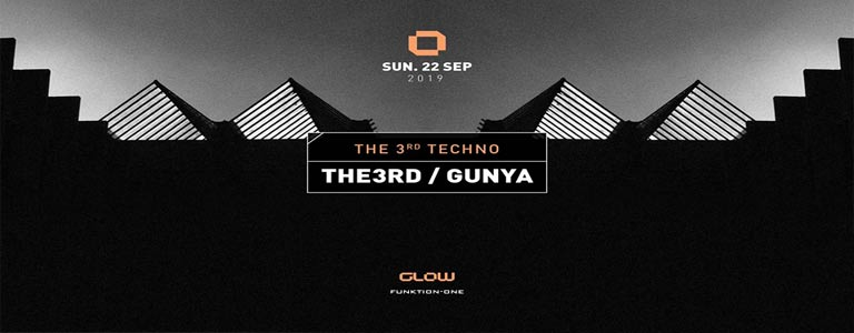 The3rd Techno Sunday at GLOW