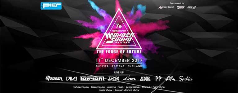 7th Anniversary Wonder SOUND Thailand