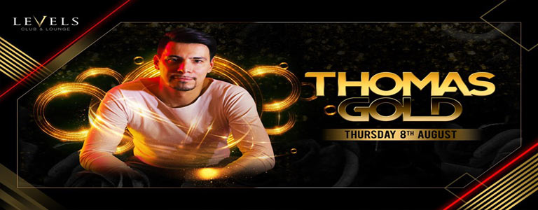 Thomas Gold at Levels Club & Lounge