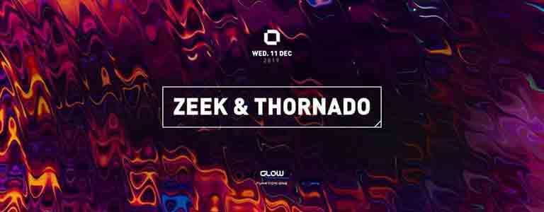 GLOW Wednesday special w/ Zeek & Thornado