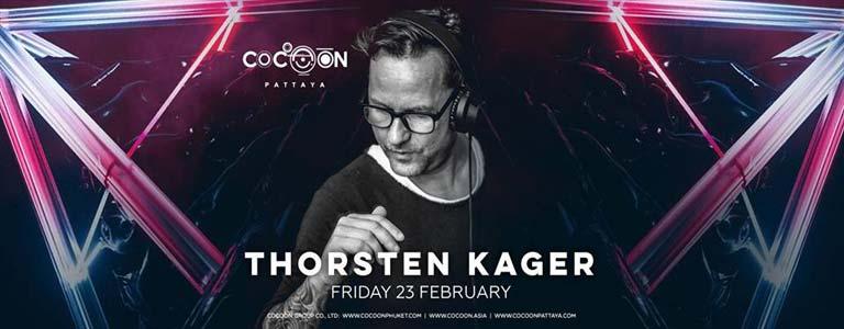 Thorsten Karger at Cocoon Pattaya