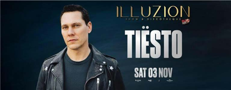 Tiësto at Illuzion Phuket