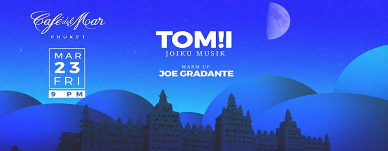 TOM!i at Café del Mar
