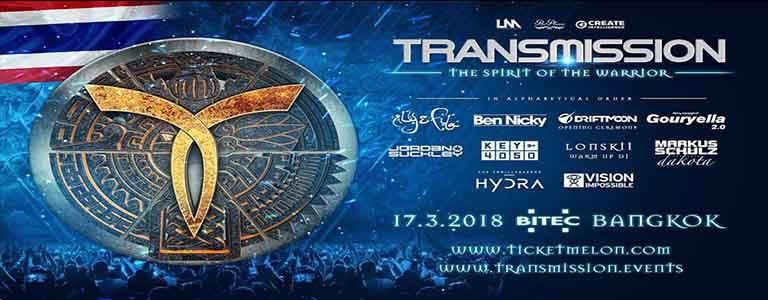 Transmission Festival Bangkok 2018