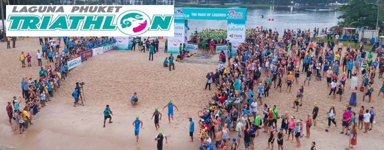 26th Laguna Phuket Triathlon