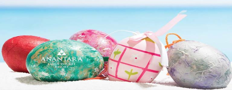 Tropical Easter Festivities at Anantara Layan Phuket Resort