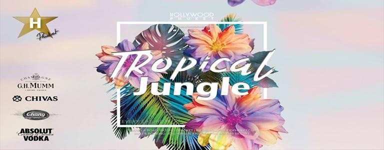 Tropical Jungle at Hollywood Phuket