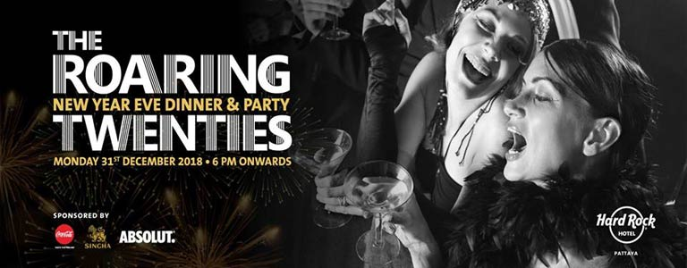 The Roaring Twenties New Year's Eve Party