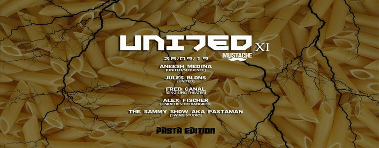 United XI at Mustache Bangkok