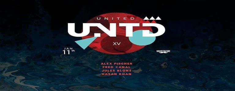 Mustache Presents United XV