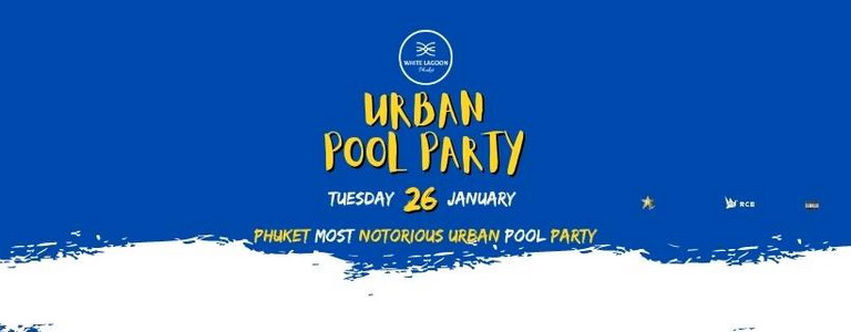 URBAN POOL PARTY | ALL STARS