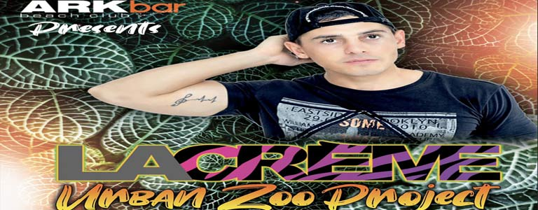 ArkBar Beach Club presents Urban Zoo Pool Party w/ LaCreme