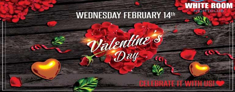 Valentine's Day Party at White Room Nightclub Phuket
