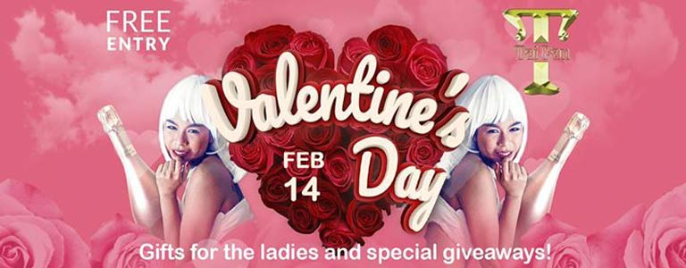 Valentine's Day Party at Tai Pan