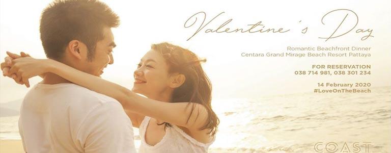 Valentine's Day at Centara Grand Mirage
