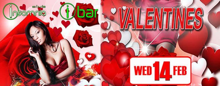 Valentines Day at Club Insomnia Pattaya