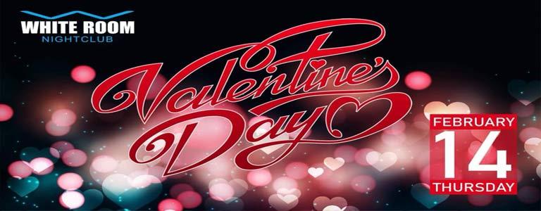 Valentine's Party at White Room Nightclub Phuket
