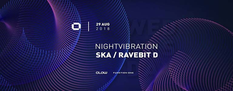 GLOW Wednesday w/ Night Vibration