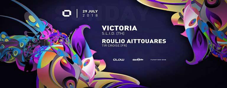 GLOW Sunday Sessions w/ Victoria & Roulio Aittouares