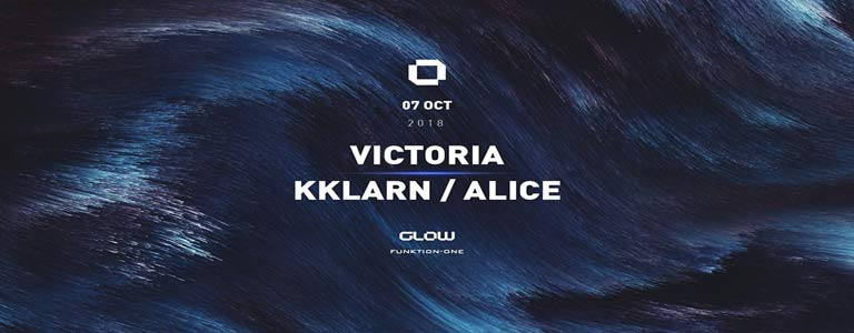 GLOW Sunday Sessions w/ Victoria & Kklarn & Alice Iguchi