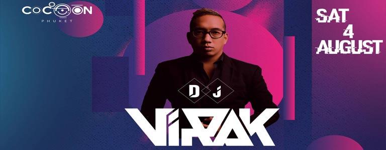 DJ Virak at Cocoon Phuket