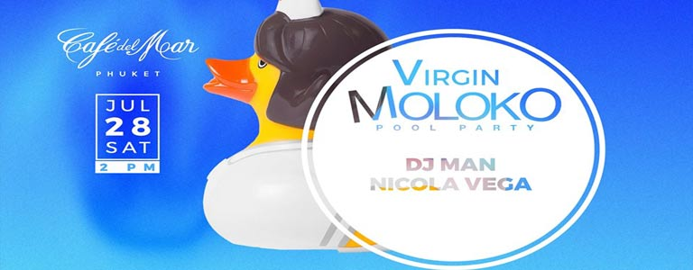 Virgin Moloko Pool Party