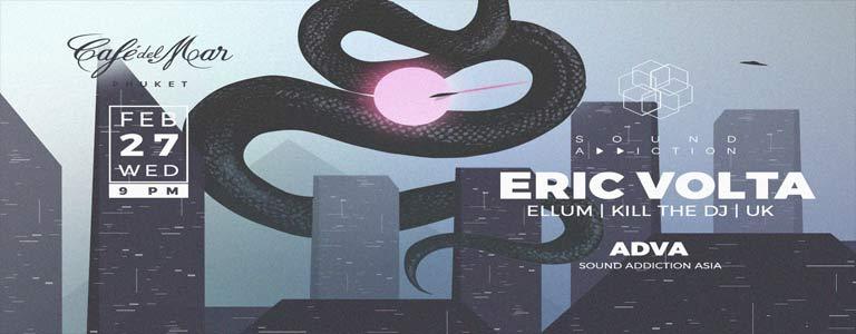Sound Addiction with Eric Volta