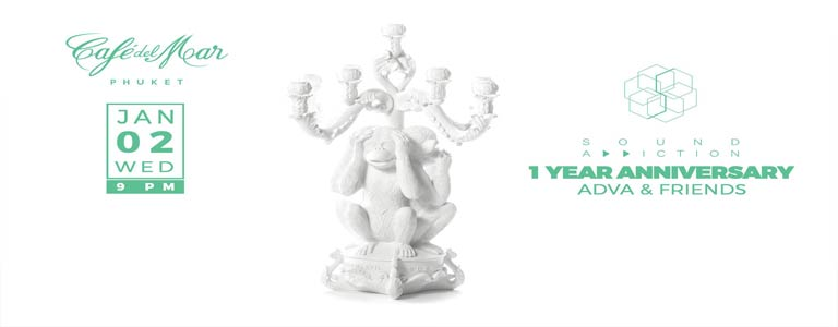 Wednesday by Sound Addiction: 1 Year Anniversary