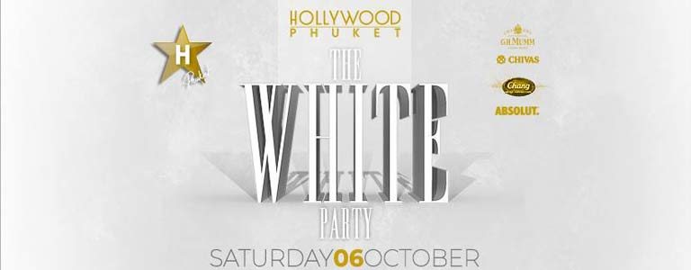 The White Party at Hollywood Phuket