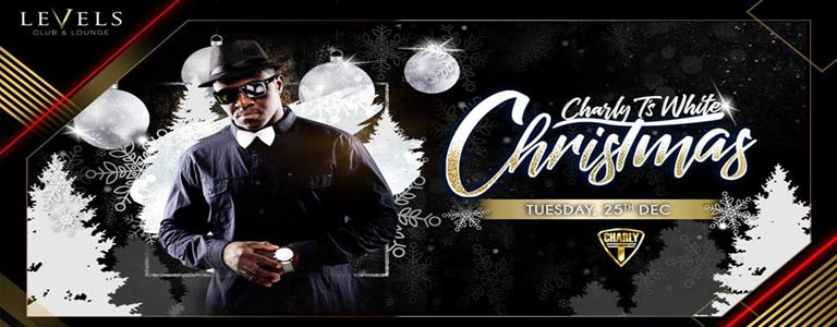LEVELS presents Charly T's White Christmas