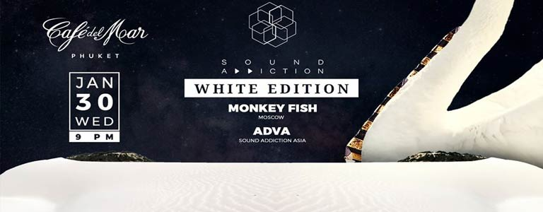 Wednesday by Sound Addiction Asia: White Edition