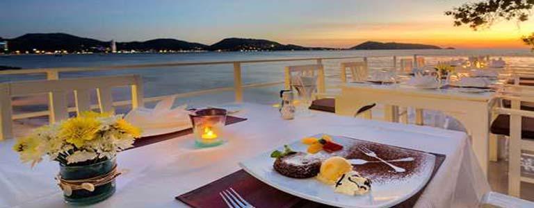 New Year's Eve Dinner at White Box Phuket