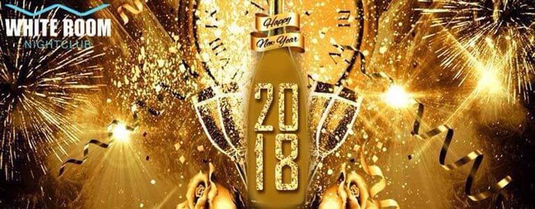 New Years Eve Party 2018 at White Room Nightclub Phuket