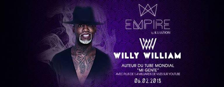 Willy William à Empire Discotheque by Illuzion Phuket