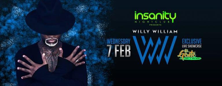 Willy William at Insanity Nightclub Bangkok