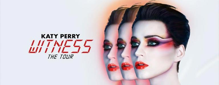 Katy Perry WITNESS: The Tour 2018 Bangkok