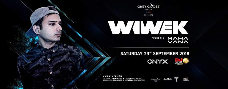 ONYX presents Wiwek