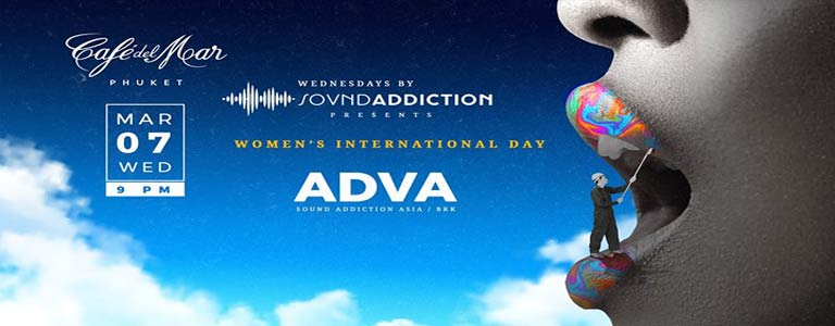 Women's International Day by Sound Addiction