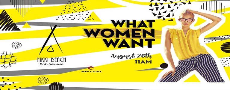 What Women Want: Amazing Sundays Brunch